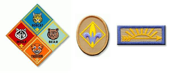 Cub Scout Ranks