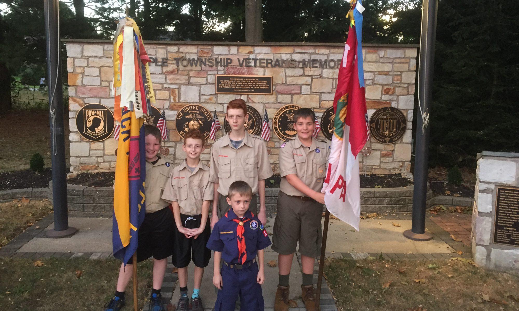 Cub Scout Pack 151